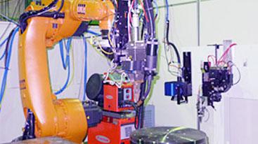 ホットワイヤ&ハイブリッド 溶接装置