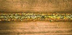 銅のウィービング溶接