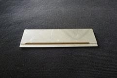 スキャナによるウィービング溶接 SUS304 重ね隅肉継手 隙間 0.5mmt