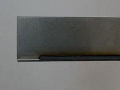 スキャナーによる ウィービング溶接 SUS304 T継手 隙間0.5mm