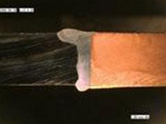 銅×ステンレス鋼の溶接