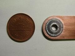 銅×アルミの溶接