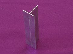 アルミT継手溶接 t=1.0mm