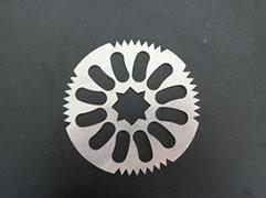ステンレス鋼の切断  1.8mmt