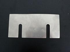 シングルモード ファイバーレーザによる SUS304 0.05mmtの切断