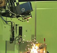 Remote welding