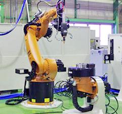 Precision Laser Welding Robots