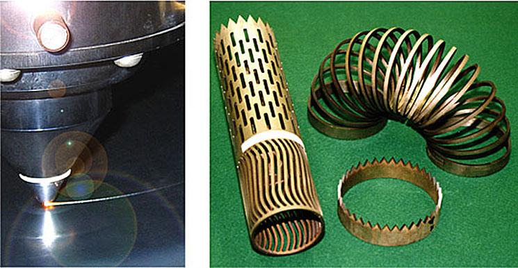 3kw laser cutting machine (10 stages pallet changer )